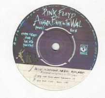 Pink Floyd - Another Brick In The Wall (Part II) c/w One Of My Turns